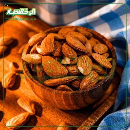 بادوم خارجی خام