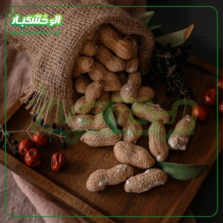بادوم زمینی باپوست